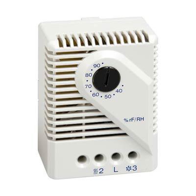 Stego 01220.0-00 Adjustable Mechanical Hygrostat 35-95% RH