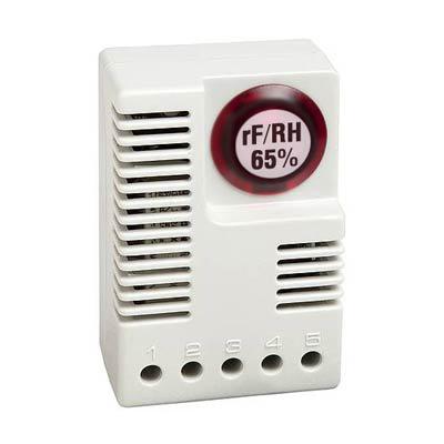 Stego 01246.0-00 Fixed Electronic Tamperproof Hygrostat 65% RH, 230 VAC